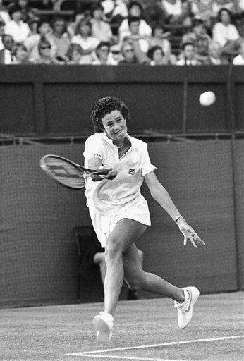 Former tennis player and ESPN tennis broadcaster