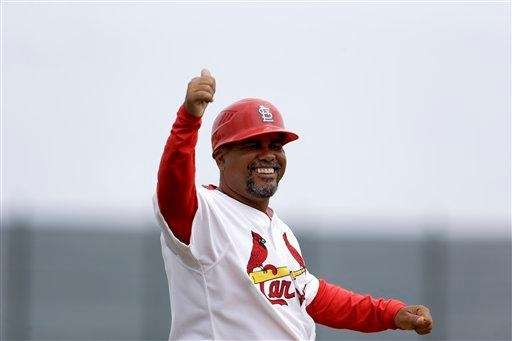 Former MLB player and St. Louis Cardinals third