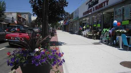 The Village of Farmingdale is considering rezoning vacant