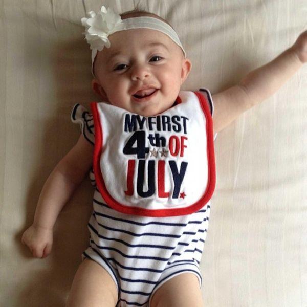 Baby Meika Isabelle Trelewicz, 15 weeks, of Miller