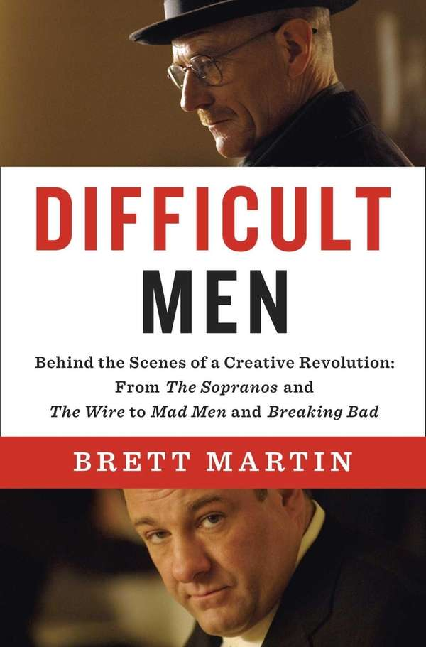 """Difficult Men: Behind the Scenes of a Creative"