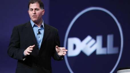 In this 2009 file photo, Dell Chairman and