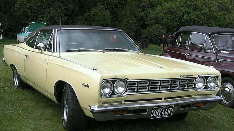 The 1968 Plymouth Satellite was one of the