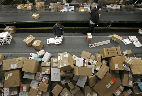 Package Wars: UPS Vs. FedEx, Part Two