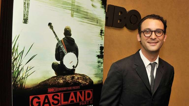 Director Josh Fox attends The HBO Special Screening