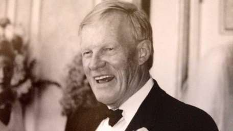 An undated photo of Harold