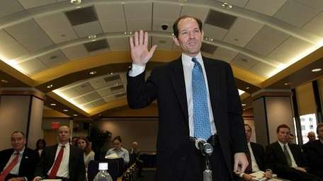 Eliot Spitzer (Getty Images)