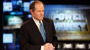 Former New York Governor Eliot Spitzer visits FOX