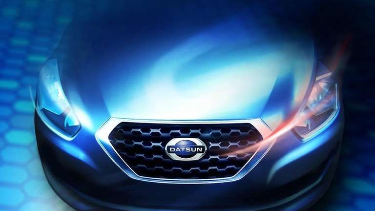 Datsun has revealed sketches giving a preview of