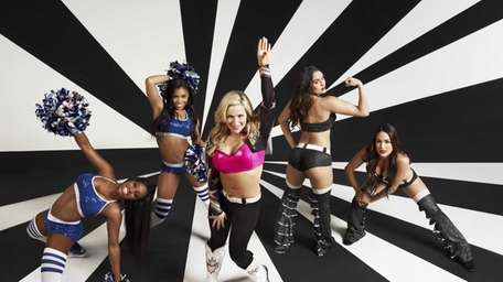 WWE Divas star on the E! reality show