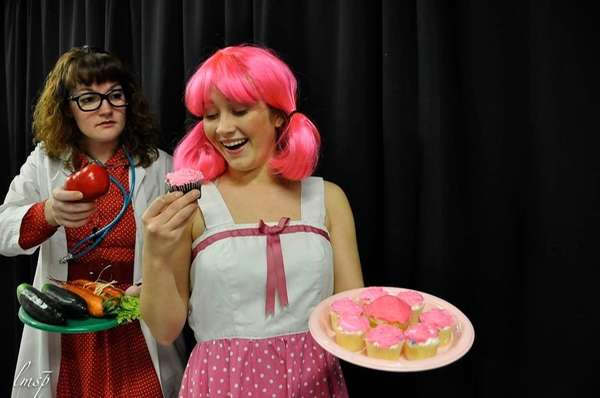 "Families can see ""Pinkalicious"" at the Smithtown Performing"