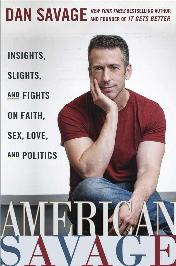 """American Savage: Insights, Slights and Fights on Faith,"