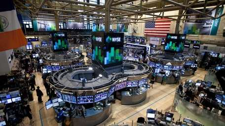 The company behind the New York Stock Exchange