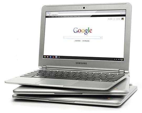 Samsung's Chromebook retails for $249.