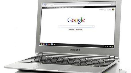 Samsung's Chromebook retails for $249.