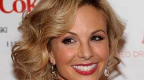 Television personality Elisabeth Hasselbeck arrives at The Heart
