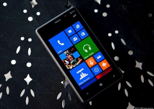 The Nokia Lumia 820 has had difficulty gaining