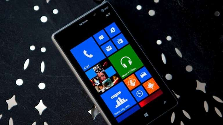 The Nokia Lumia 820 has had difficulty gaining