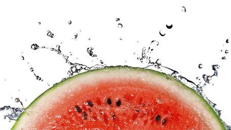 """Summer brings us terrific fruits such as"