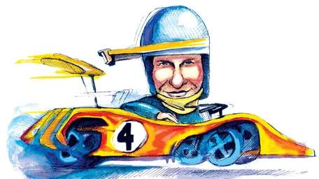 As a racing driver and car constructor, Bruce