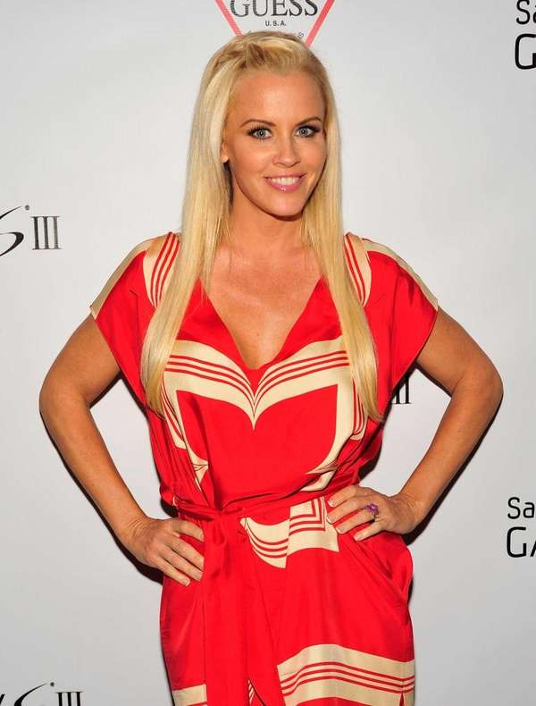 Jenny McCarthy at the dFM Luncheon presented by