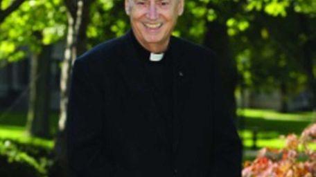 Rev. Joseph L. Levesque, former president of Niagara