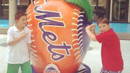 Photo credit: Instagram user jessicawalshnyc | Mets' All-Star