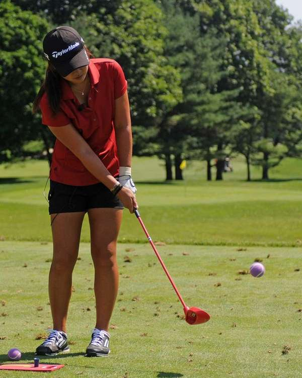 Danielle Kang, the 2010 and 2011 U.S. Women's