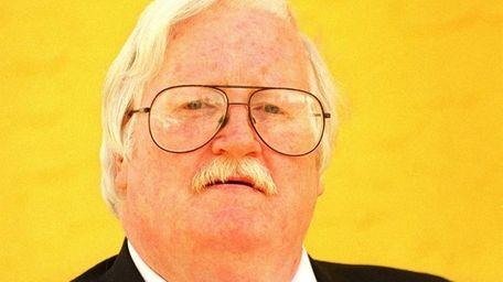 Walter Lawrence McCaffrey -- a former political aide,