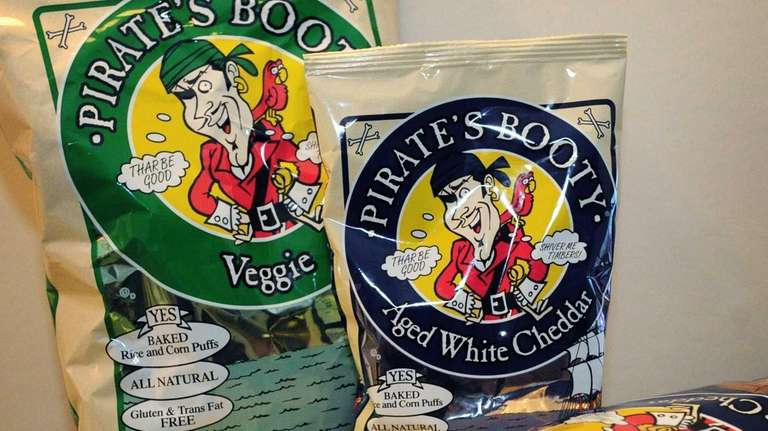 Sea Cliff-based Pirate Brands LLC, a health food
