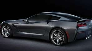The 2014 Corvette Stingray was heavily influenced by
