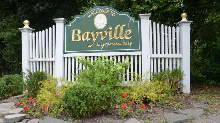 After crossing over the Bayville Bridge, residents and