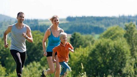 Fitness expert, Denise Austin, offers tips on how