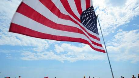 Long Island lifeguards participated in the Jones Beach