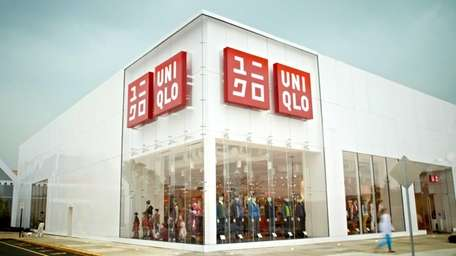 Uniqlo, the popular clothing chain, will be debuting