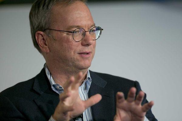 Google Executive Chairman Eric Schmidt addresses YouTube's future.