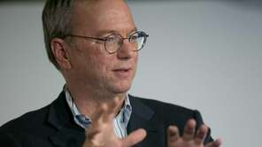 Google Executive Chairman Eric Schmidt addresses YouTube's future.