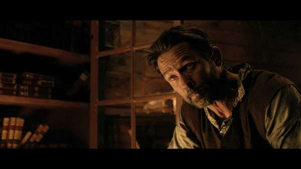 "Billy Campbell stars in the movie ""Copperhead,"" an"