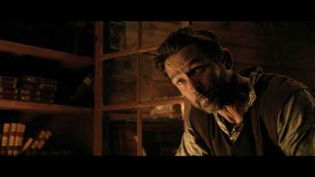 Billy Campbell stars in the movie