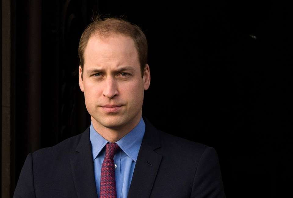 Second heir: Prince William, Duke of Cambridge, the