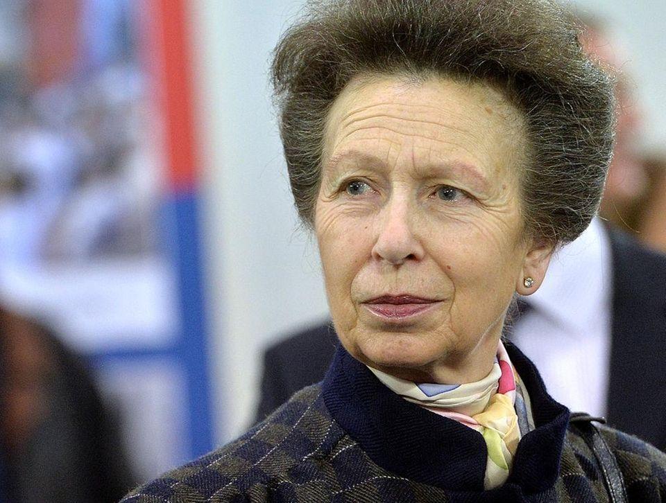 Fourteenth heir: The Princess Royal, Anne Elizabeth Alice