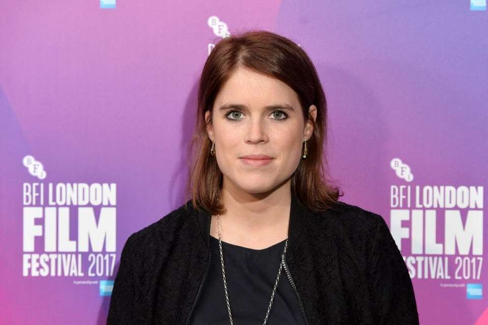Ninth heir: Princess Eugenie of York, the younger
