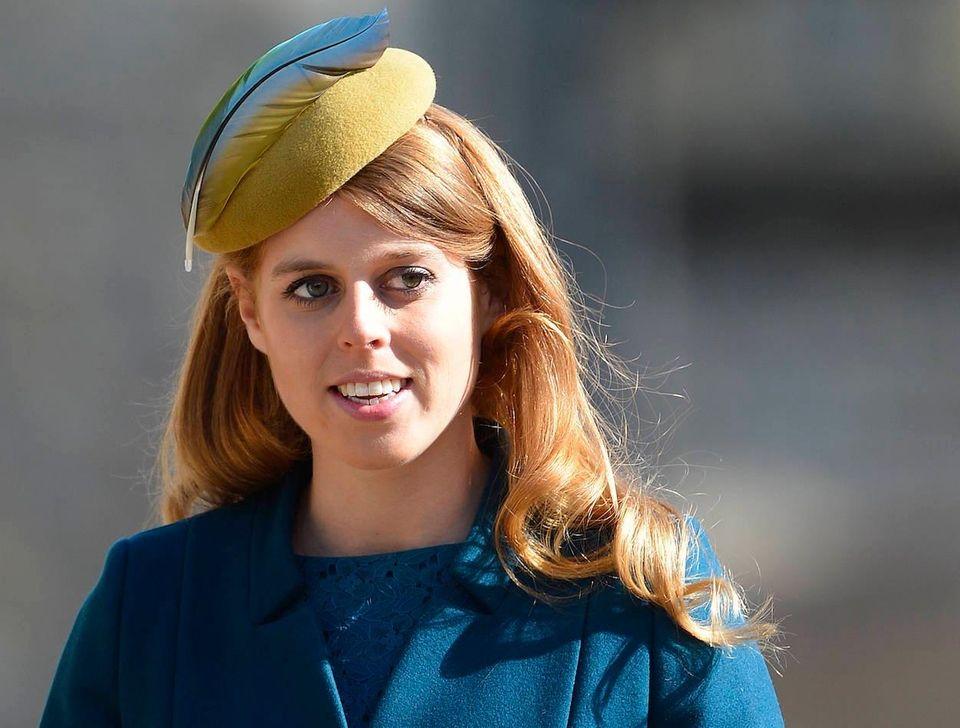 Ninth heir: Princess Beatrice of York, the elder