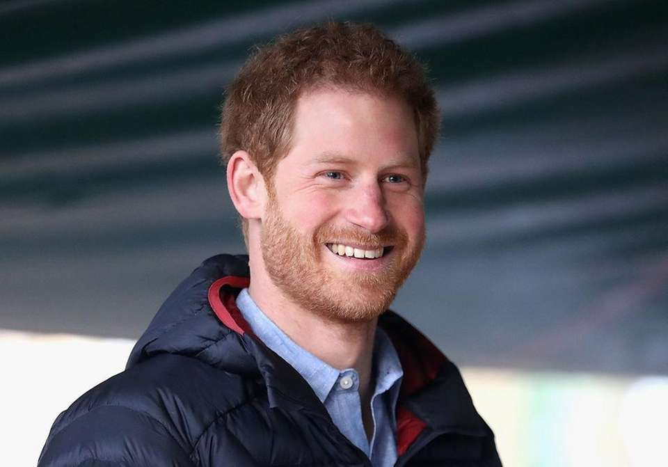 Sixth heir: Prince Harry, Duke of Sussex, commonly