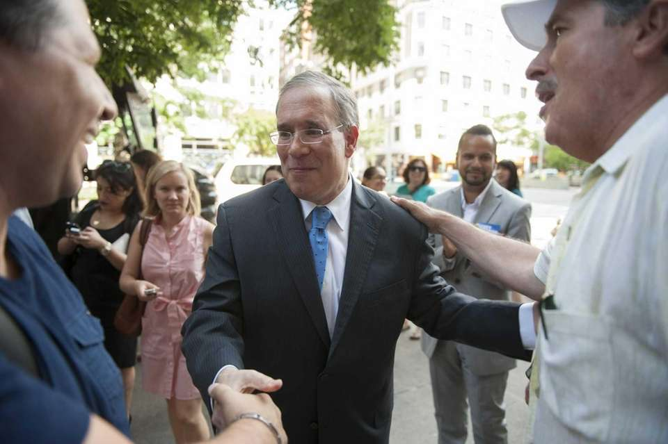 Manhattan Borough President Scott Stringer, candidate for New