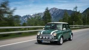 The original Mini Cooper started out as a