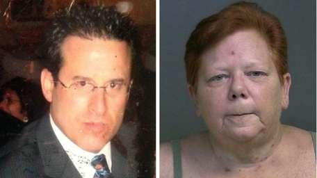 Left: This undated photo shows Bradford Packer, 51,