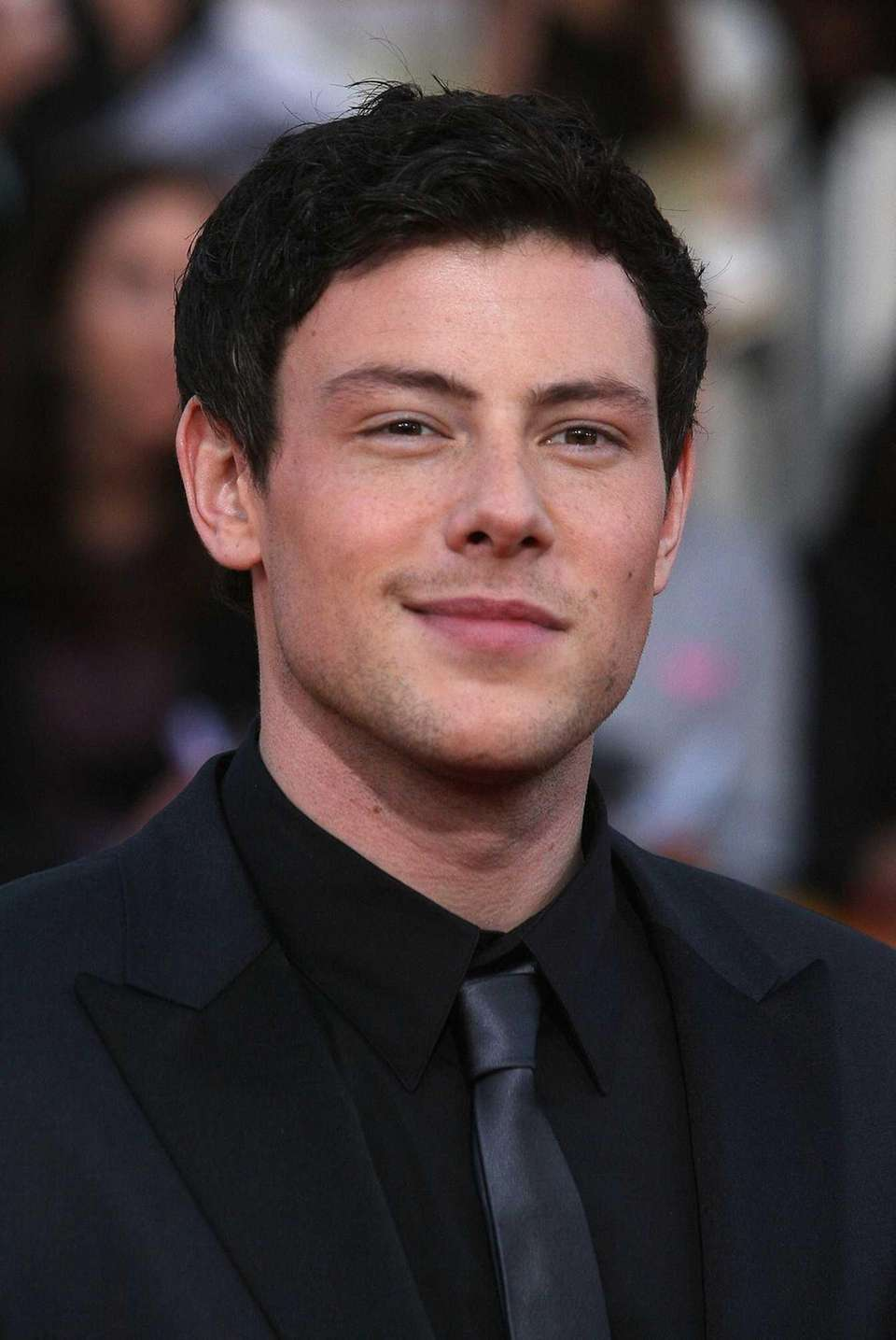 Cory Monteith (May 11, 1982 -- July 13,
