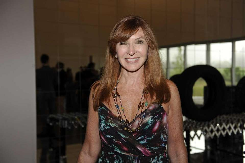 Designer Nicole Miller attends the Parrish Art Museum's