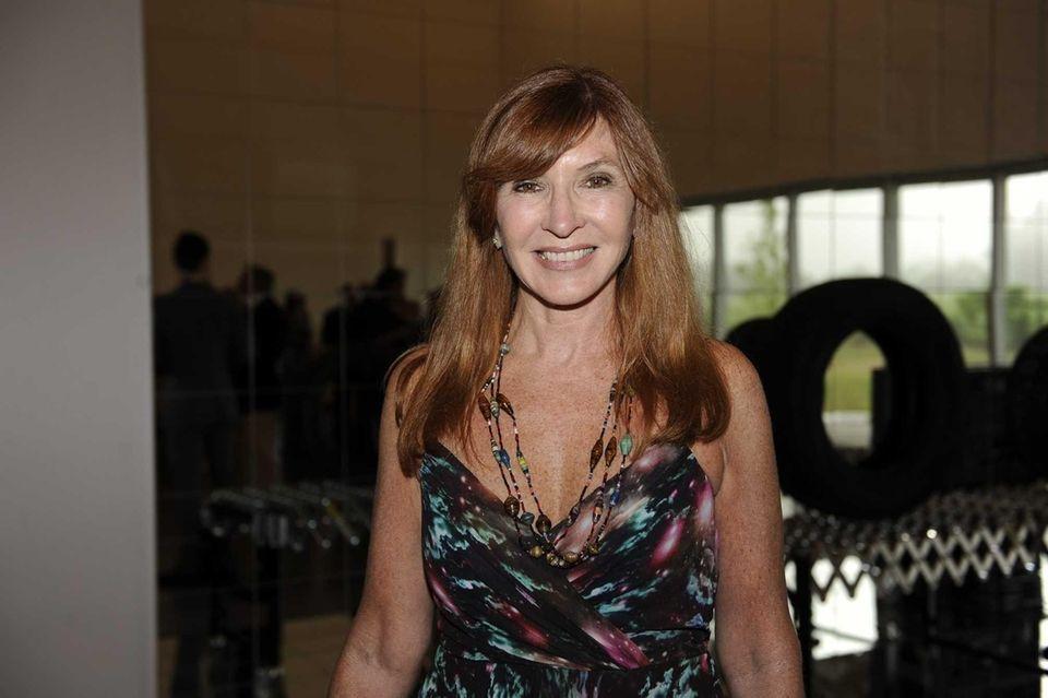 Designer Nicole Miller attends the Parrish Art Museum's